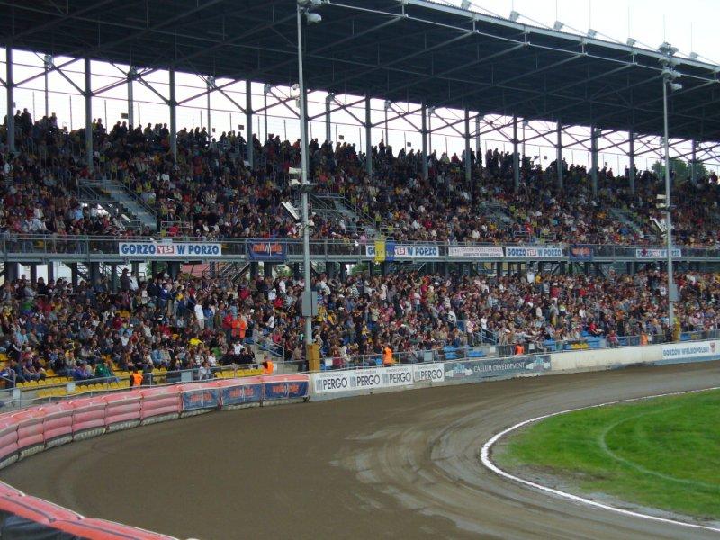 Návštěva závodu polské plochodrážní ligy hovoří o všem.